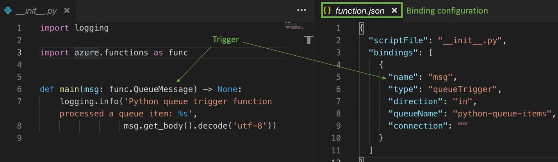 Поддержка Python в Azure Functions - 3