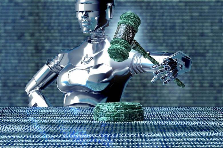 В российскую судебную систему хотят внедрить искусственный интеллект