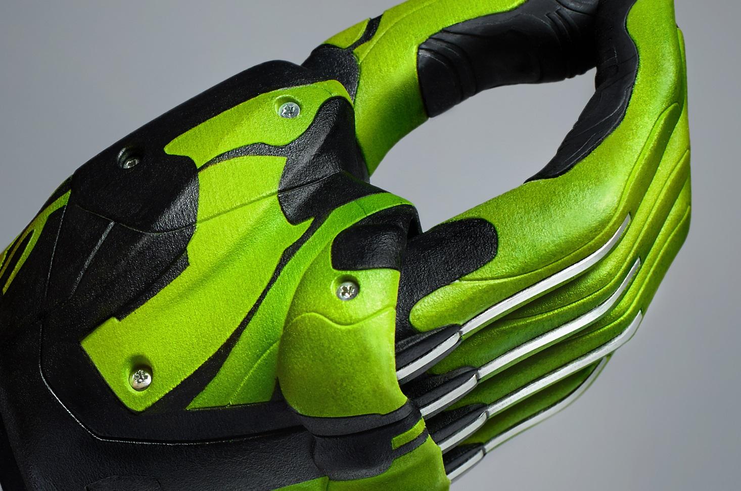 Бионический протез: самовыражение через дизайн - 2