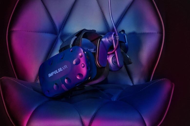 «Спасибо от Сбербанка» и Impulse Machine открыли первую в России сеть VR-кинотеатров