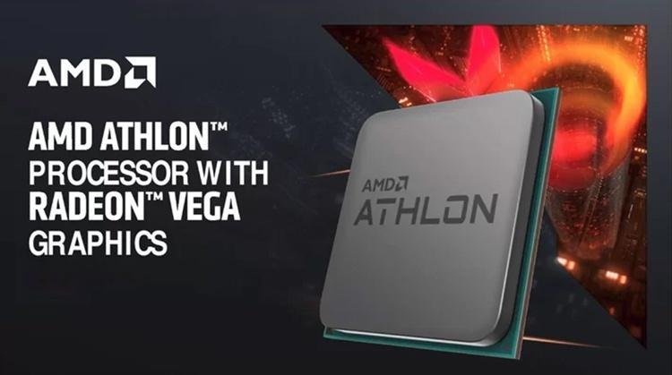 AMD анонсировала Athlon 220GE и 240GE. Спасибо, но уже не надо