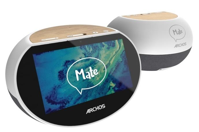ARCHOS представила пару смарт-дисплеев с поддержкой Alexa