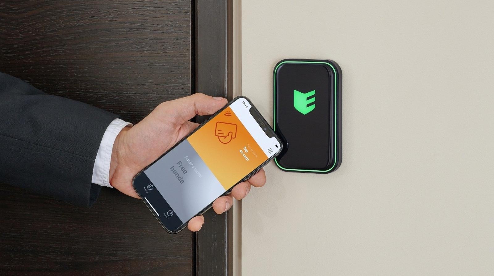 Доступ по смартфону — новая эра в системах контроля доступа - 1