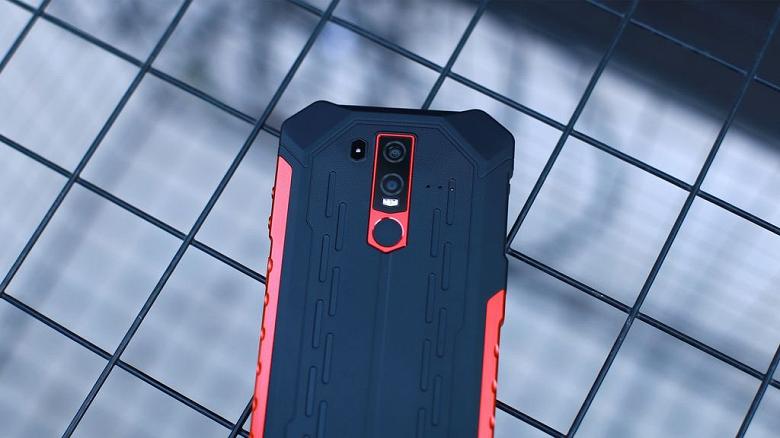 Представлен неубиваемый смартфон Ulefone Armor 6: SoC Helio 60, защита IP69K, поддержка 5G