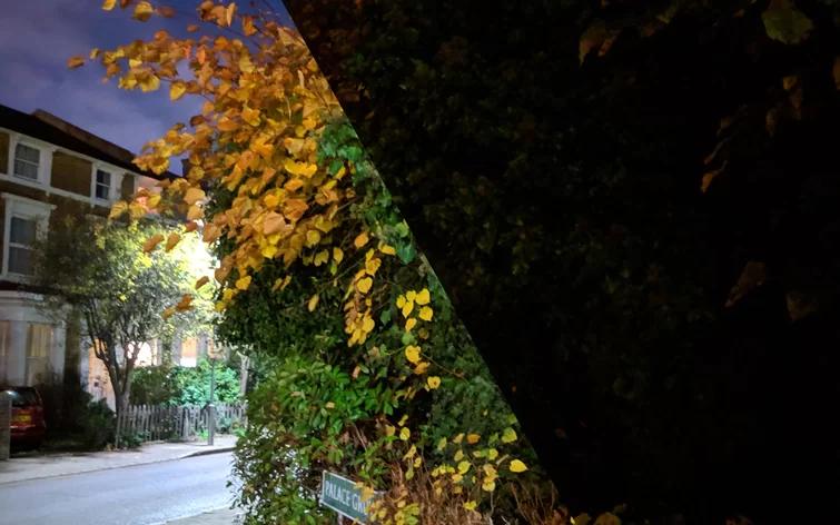 Смартфоны Samsung получат ночной режим съемки Bright Night, который будет аналогом Night Sight из Google Camera