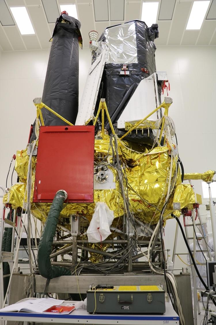 Рентгеновская обсерватория «Спектр-РГ» готовится к запуску