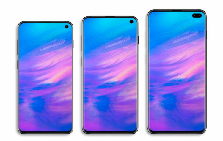 Всплыли подробности об аксессуарах для смартфонов Galaxy S10