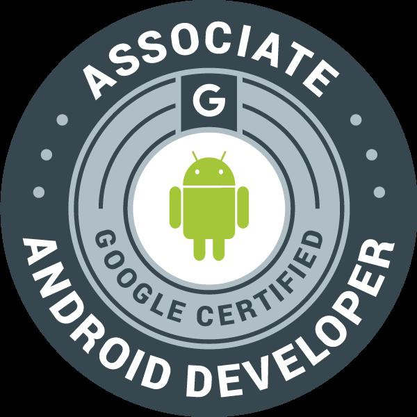 Получаем сертификат Google Associate Android Developer - 1