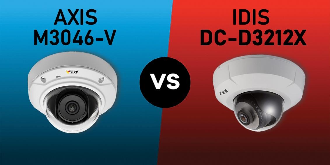 AXIS M3046-V vs IDIS DC-D3212X: Сравниваем камеры видеонаблюдения - 1