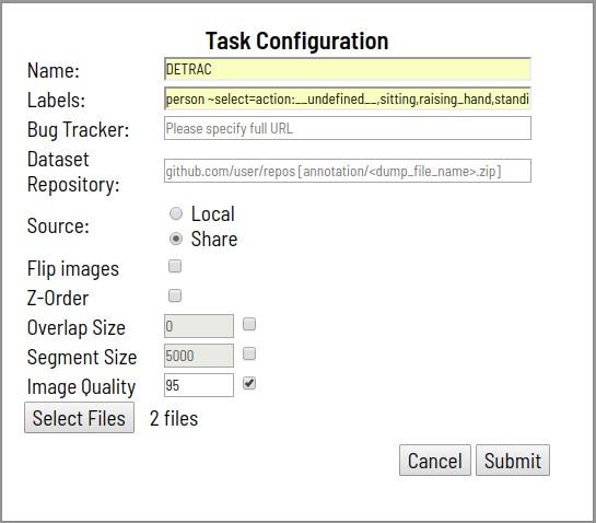 Computer Vision Annotation Tool: универсальный подход к разметке данных - 4
