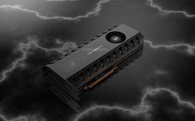 Intel стоит взять на заметку: дизайнер опубликовал эффектные изображения дискретной видеокарты Intel Xe