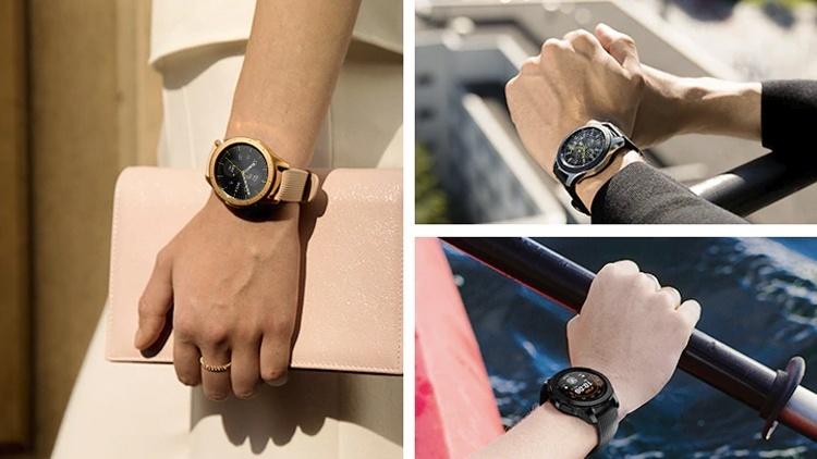 Samsung разрабатывает новые смарт-часы Pulse