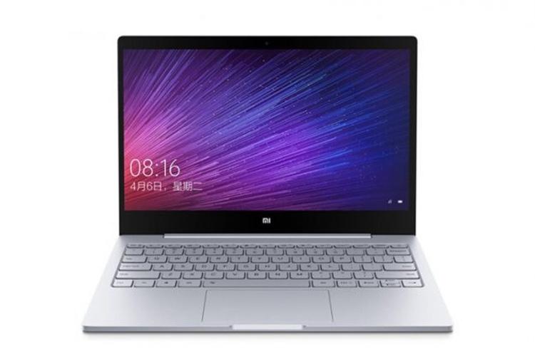 Лэптоп Xiaomi Mi Notebook Air с 12,5″ дисплеем стоит менее 0
