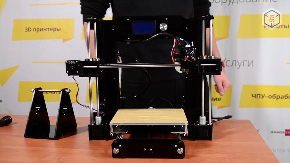 Обзор 3D-принтеров Anet A6 и Anet A8 - 18