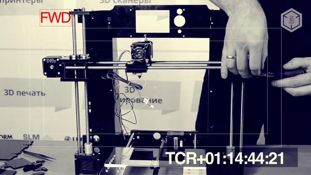 Обзор 3D-принтеров Anet A6 и Anet A8 - 5