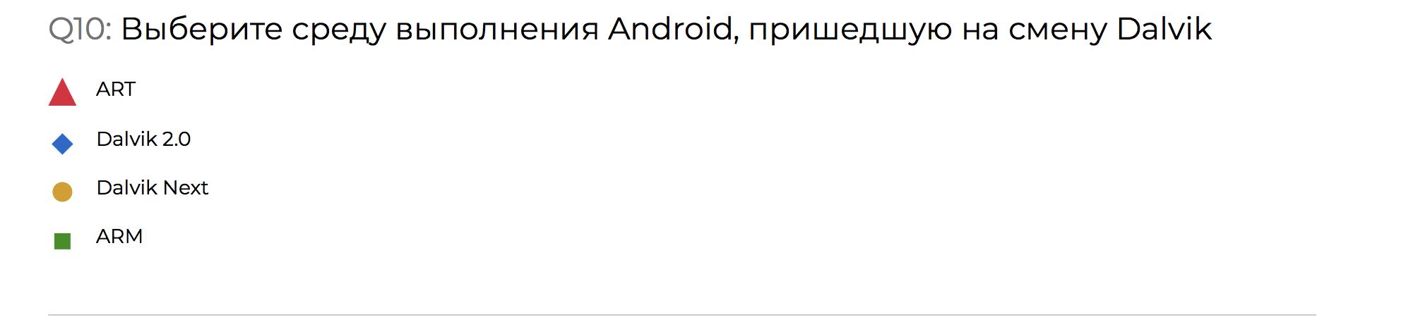 Разбор конкурса-квиза по Android со стенда HeadHunter на Mobius 2018 Moscow - 21