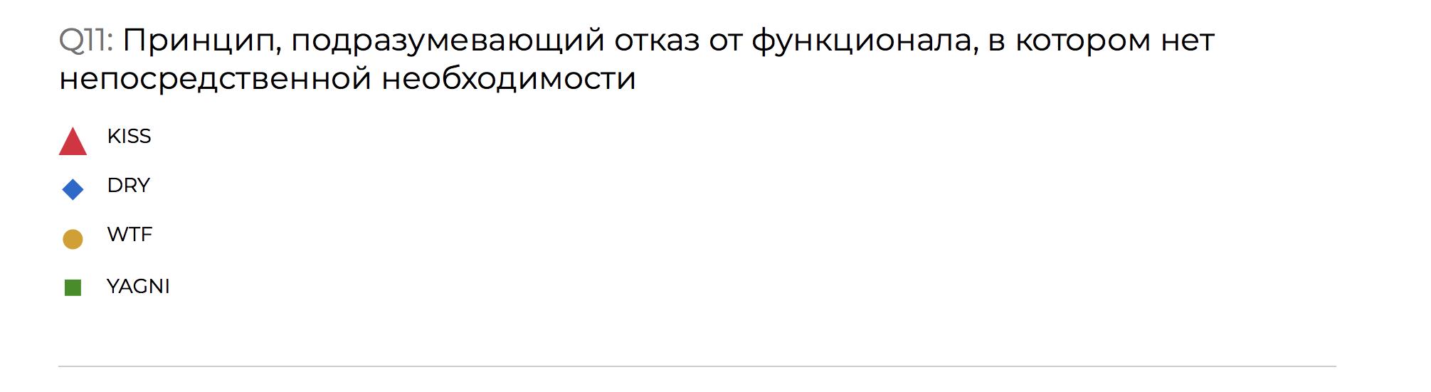 Разбор конкурса-квиза по Android со стенда HeadHunter на Mobius 2018 Moscow - 24