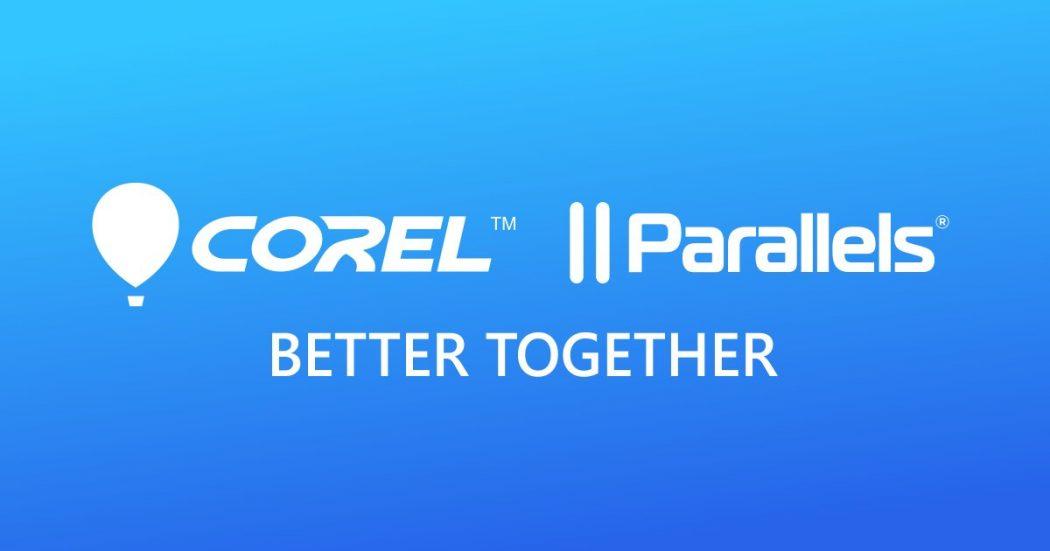 Parallels стала частью Corel? - 3