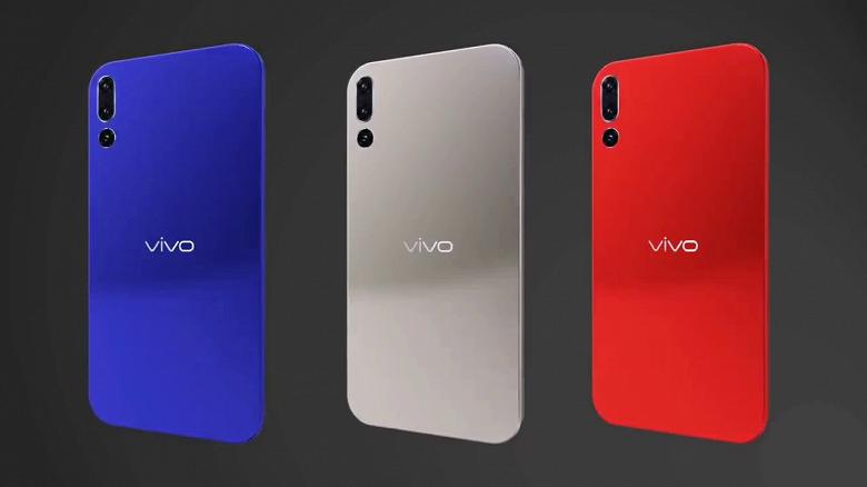 Vivo V12 Pro выйдет в первой половине 2019, 5G-смартфон Vivo также на подходе