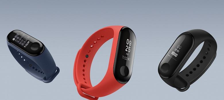 Xiaomi недостижима для конкурентов на китайском рынке носимой электроники