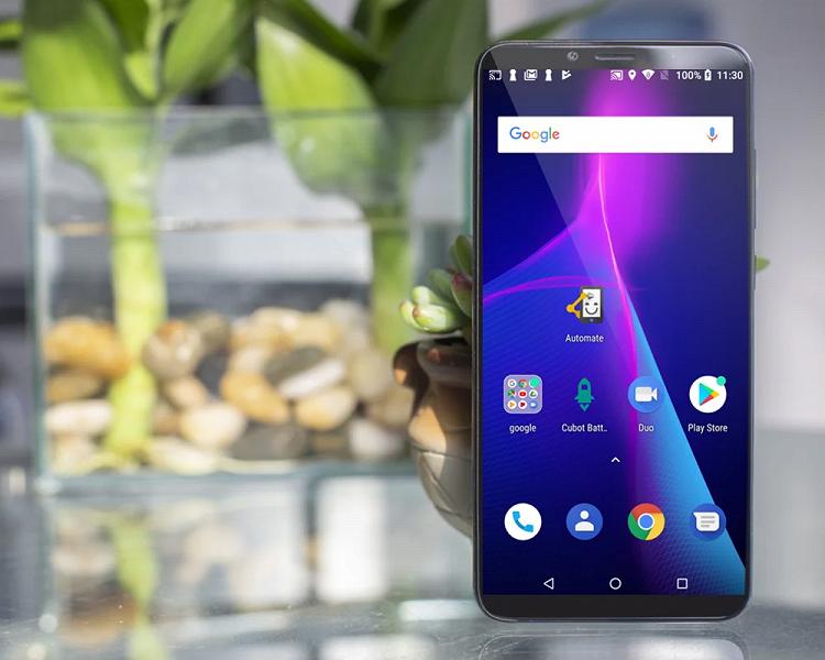 Пока Samsung тестирует, Cubot выпускает смартфон с Android 9.0 Pie