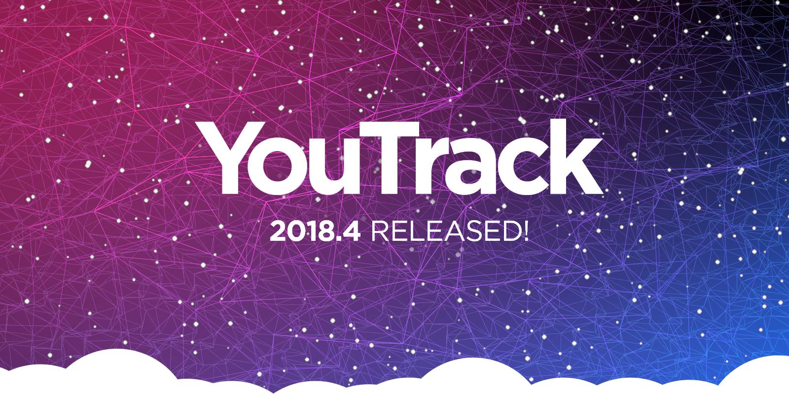 Что нового в YouTrack 2018.4 - 1