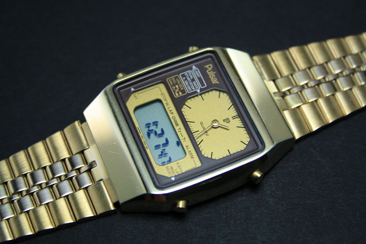 Собираем, ремонтируем и носим винтажные цифровые часы - 18