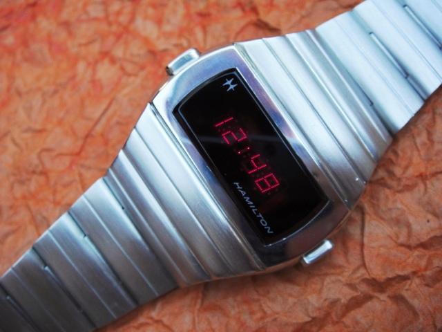 Собираем, ремонтируем и носим винтажные цифровые часы - 2
