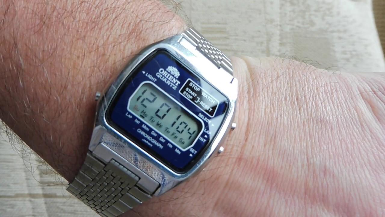 Собираем, ремонтируем и носим винтажные цифровые часы - 7