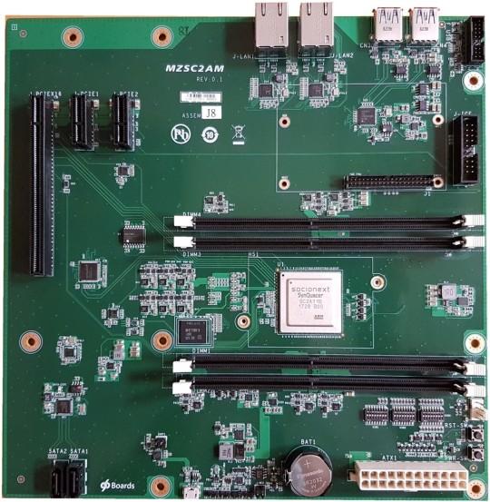24-ядерный ARM-сервер на Banana Pi работает под управлением Ubuntu 18.04 - 1