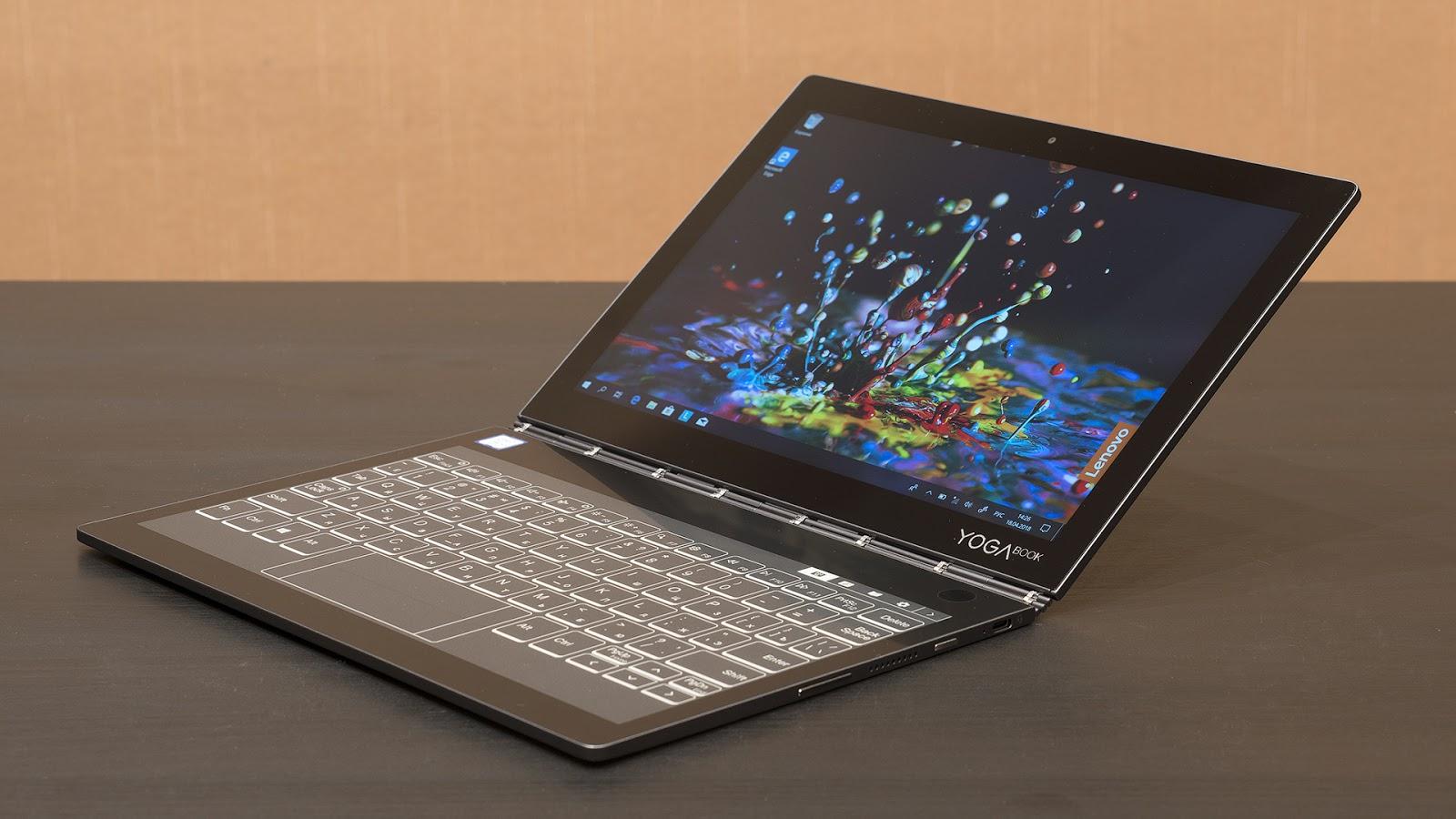 Lenovo YogaBook C930: устройство, которое заменяет сразу четыре гаджета - 10