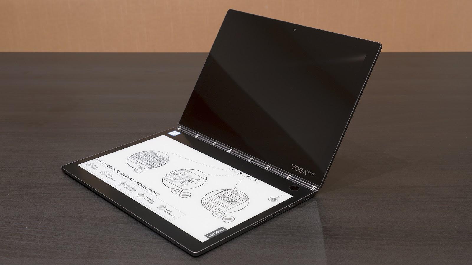 Lenovo YogaBook C930: устройство, которое заменяет сразу четыре гаджета - 12