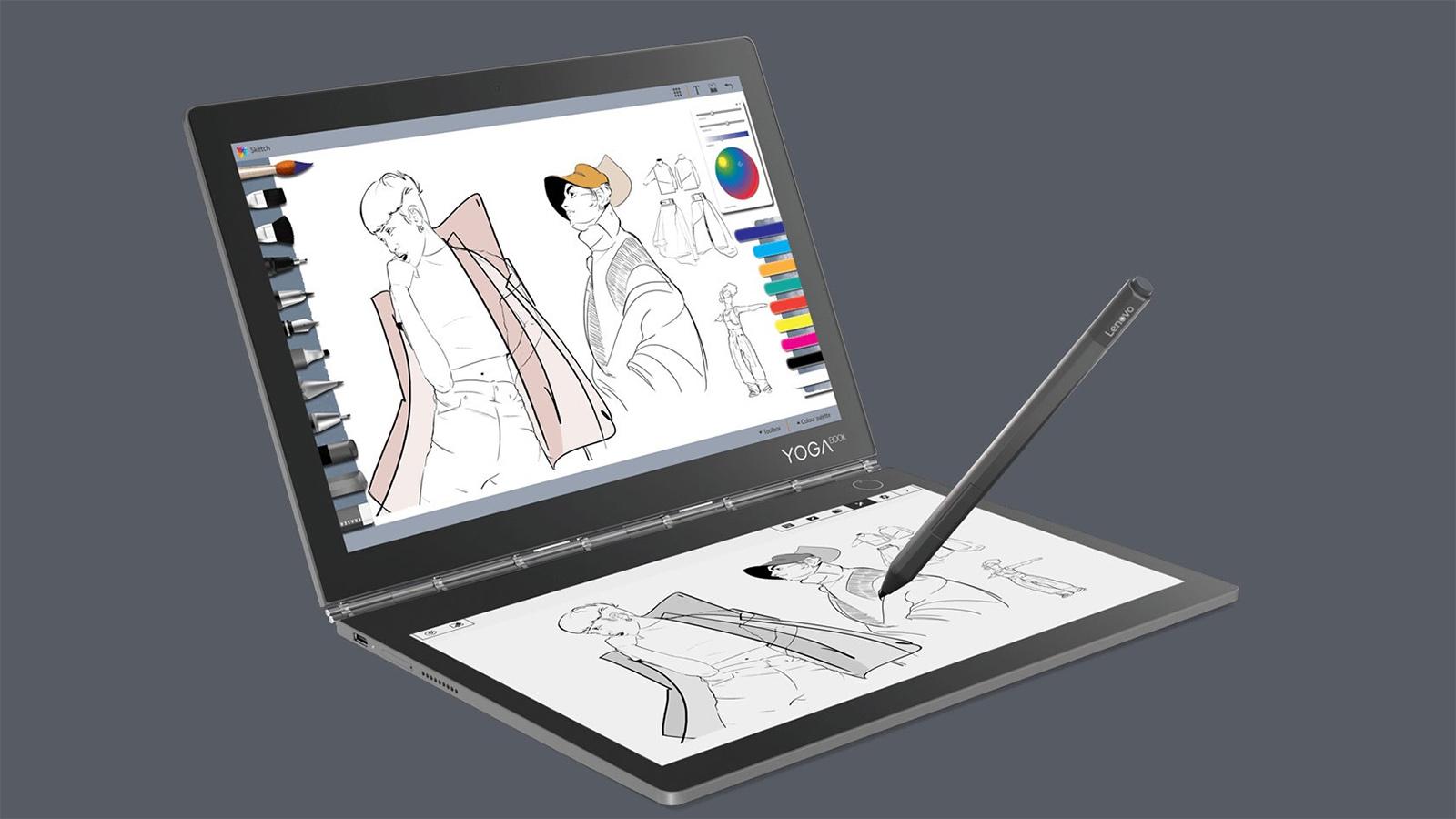 Lenovo YogaBook C930: устройство, которое заменяет сразу четыре гаджета - 14
