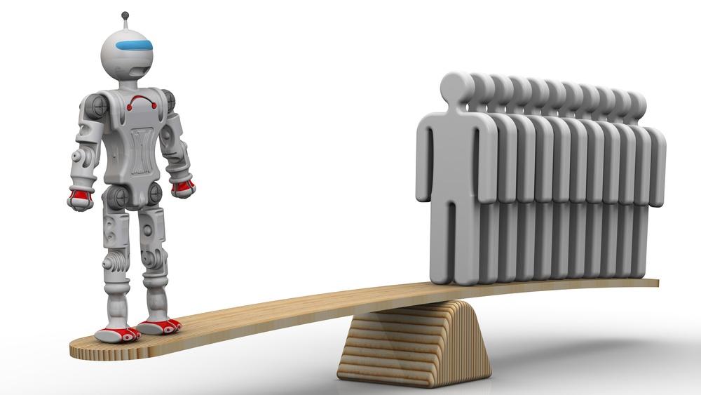 Что делать с людьми, которых заменят роботы? - 1