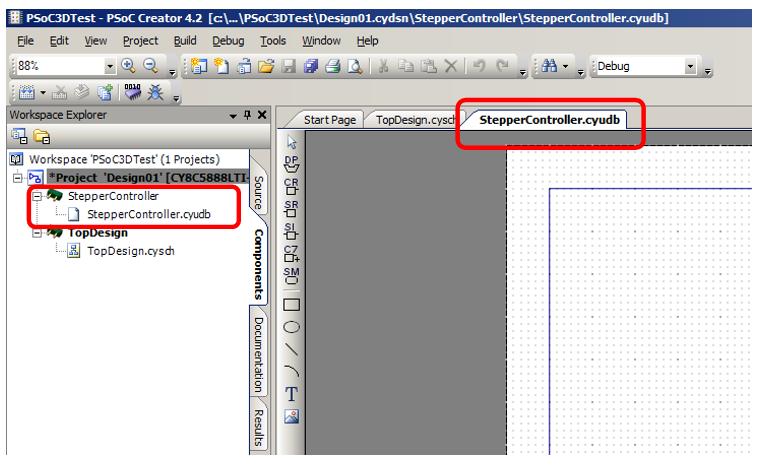 Использование блоков UDB контроллеров PSoC фирмы Cypress для уменьшения числа прерываний в 3D-принтере - 10