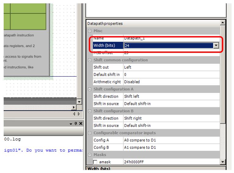 Использование блоков UDB контроллеров PSoC фирмы Cypress для уменьшения числа прерываний в 3D-принтере - 12