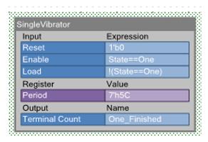 Использование блоков UDB контроллеров PSoC фирмы Cypress для уменьшения числа прерываний в 3D-принтере - 15