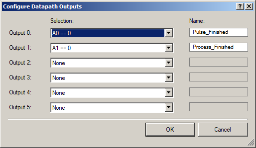 Использование блоков UDB контроллеров PSoC фирмы Cypress для уменьшения числа прерываний в 3D-принтере - 17
