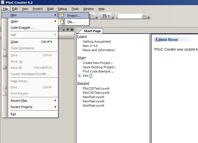 Использование блоков UDB контроллеров PSoC фирмы Cypress для уменьшения числа прерываний в 3D-принтере - 2