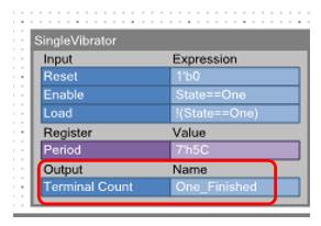 Использование блоков UDB контроллеров PSoC фирмы Cypress для уменьшения числа прерываний в 3D-принтере - 27