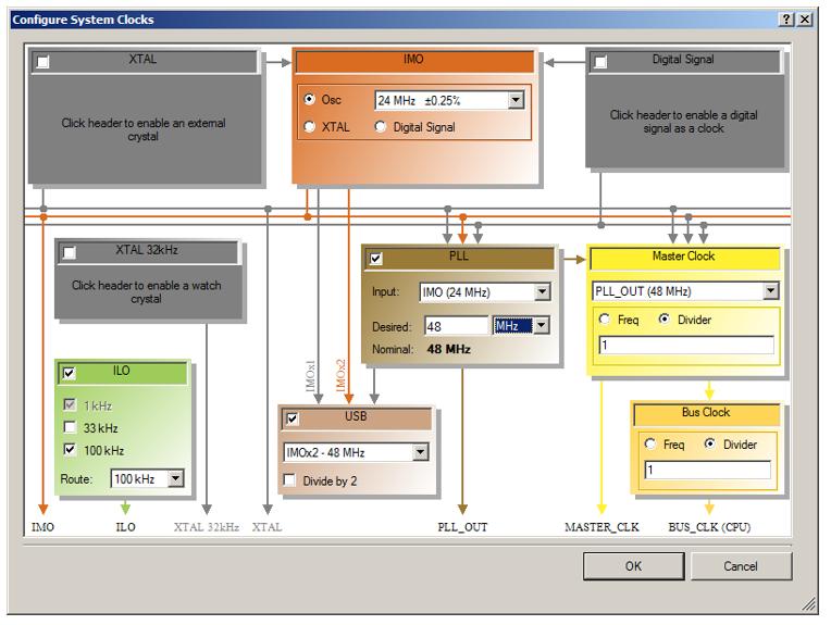 Использование блоков UDB контроллеров PSoC фирмы Cypress для уменьшения числа прерываний в 3D-принтере - 41