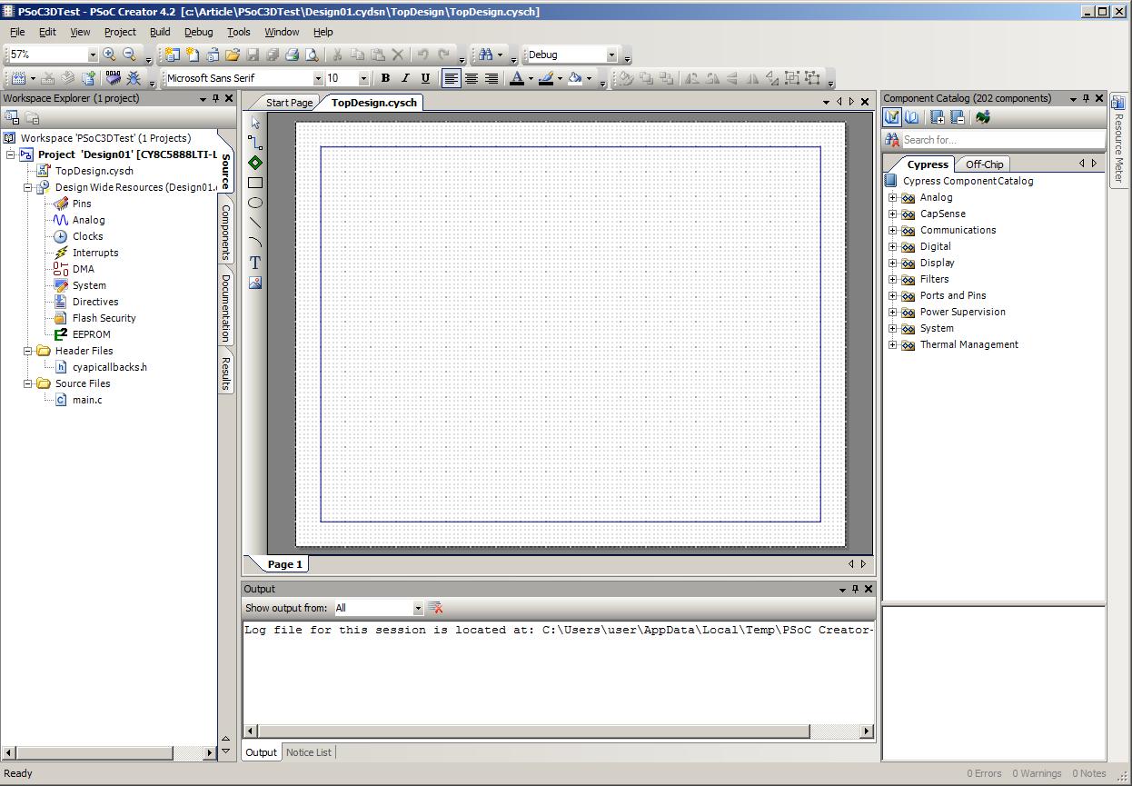 Использование блоков UDB контроллеров PSoC фирмы Cypress для уменьшения числа прерываний в 3D-принтере - 6