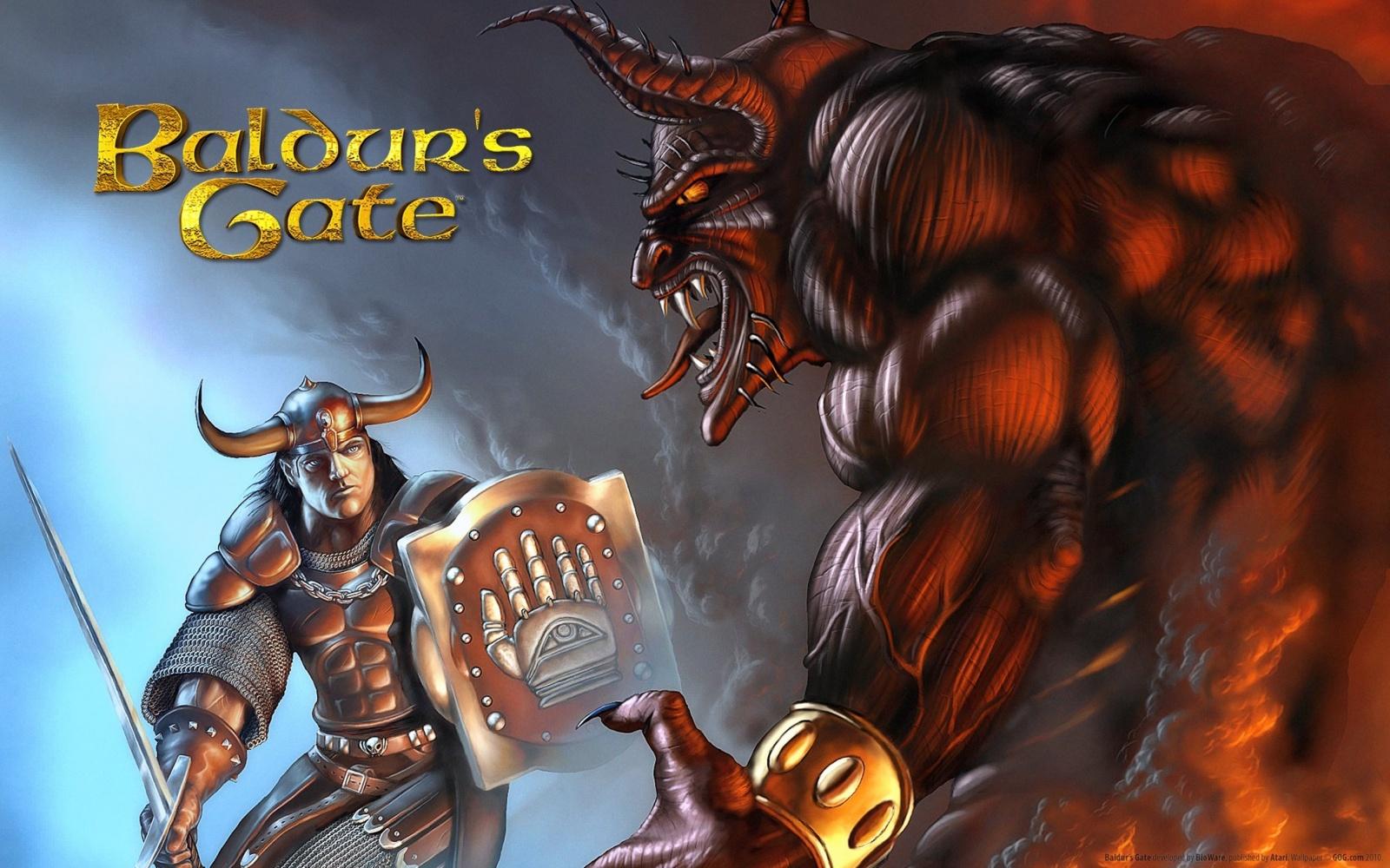 Как Baldur's Gate спас компьютерные RPG - 1