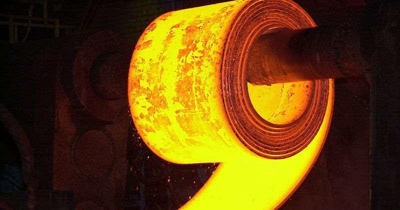 Как куют железо в XXI веке