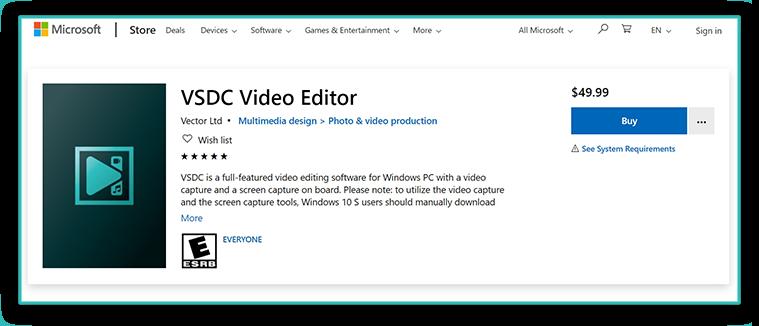 Опыт публикации приложения по видеоредактированию в Microsoft Store - 3