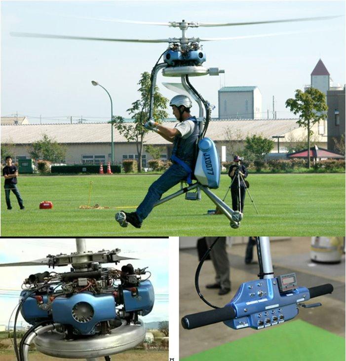 Персональные летательные аппараты. Понять и подождать - 4
