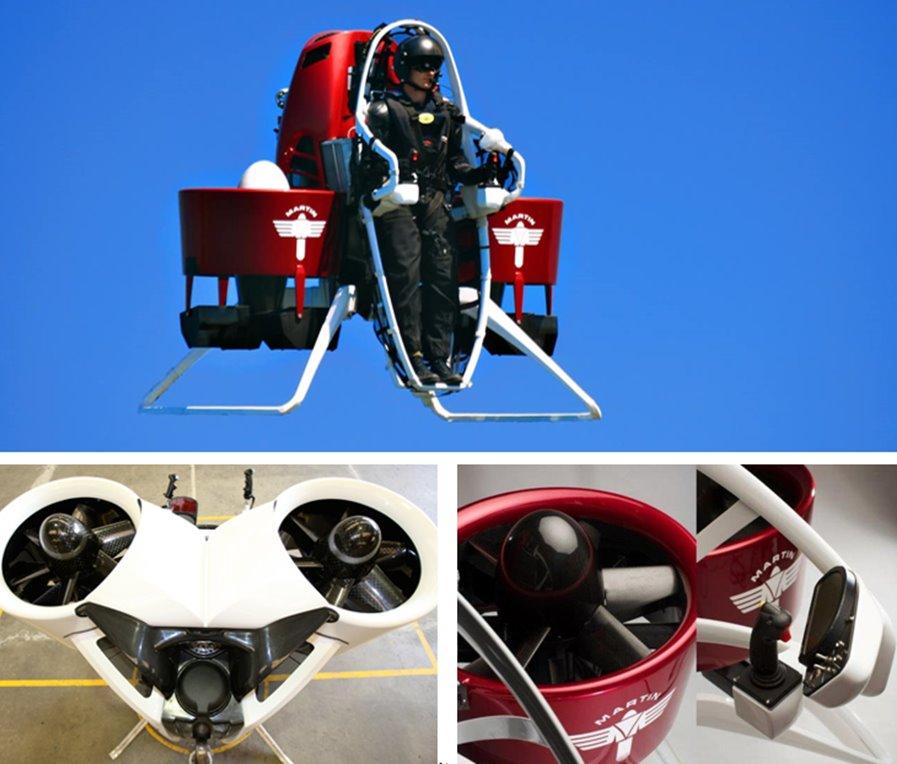 Персональные летательные аппараты. Понять и подождать - 5