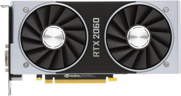 Выяснилась стоимость и дата выхода видеокарты GeForce RTX 2060