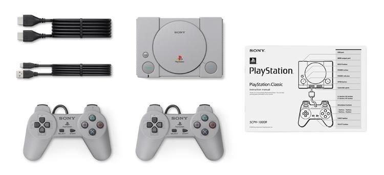 Sony решила подстегнуть спрос на PlayStation Classic, снизив цену на 40 %