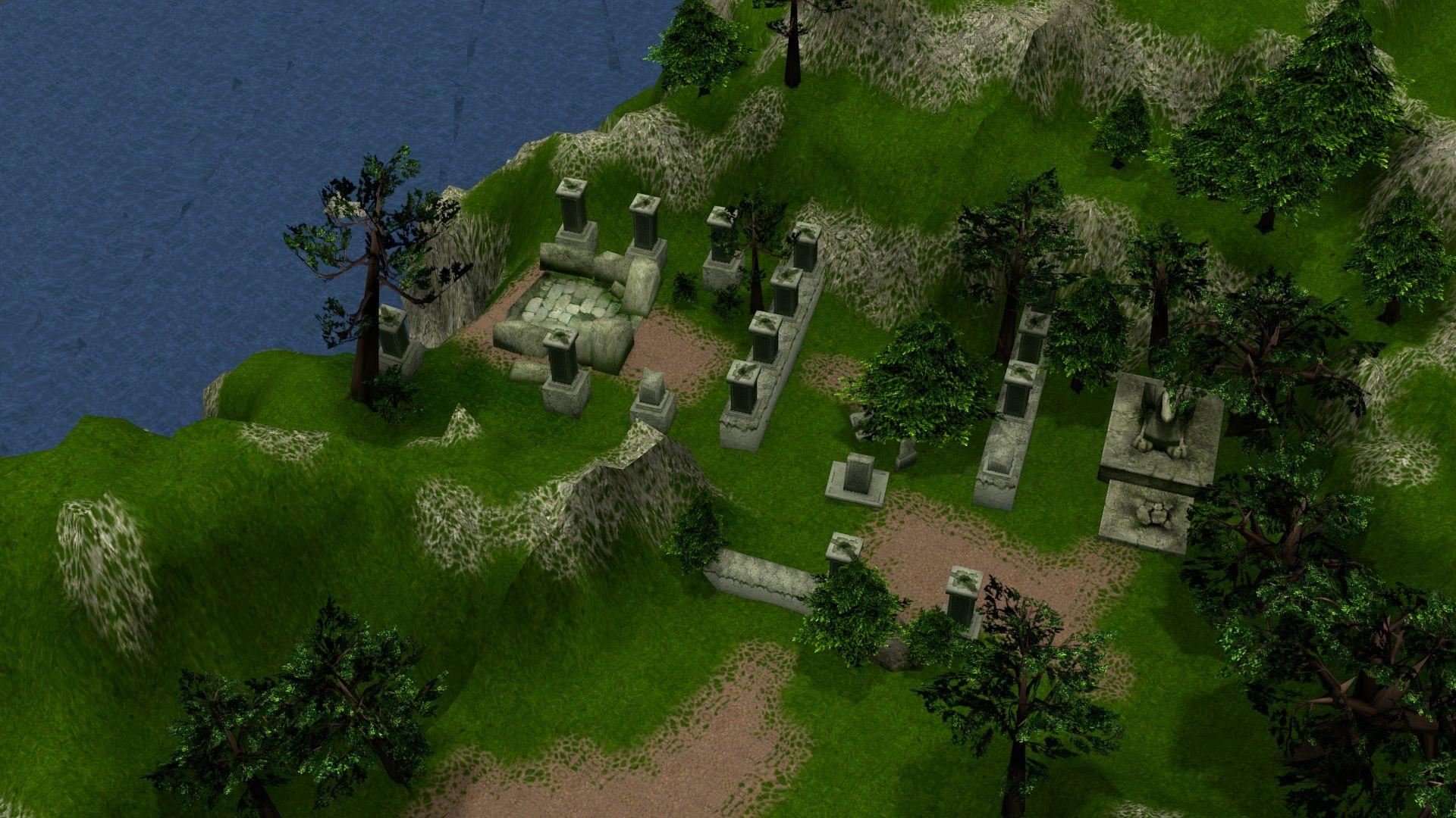 «Камень я не дам» или как устроены ресурсы игры «Проклятые Земли» - 17